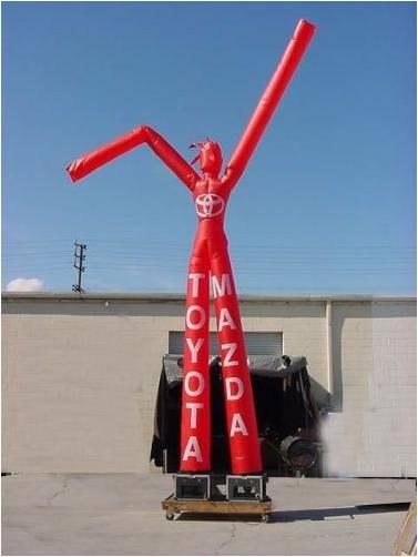 Air Dancer Red