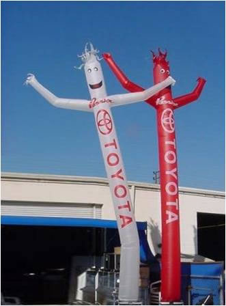 Air Dancer Mr Inflatables